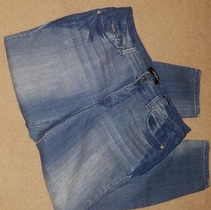 Nine West Ladies Jeans 10 Gramercy skinny ankle